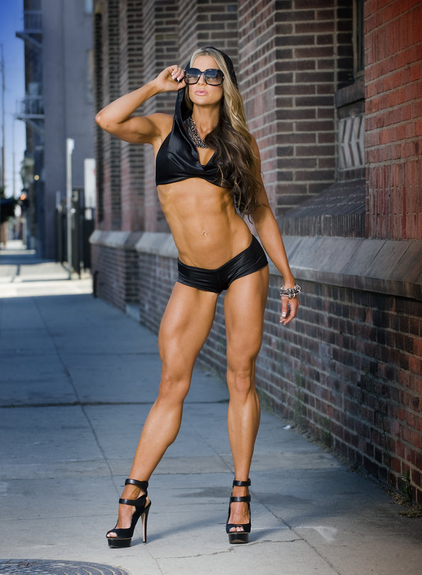 Female Bodybuilding and Fitness Motivation