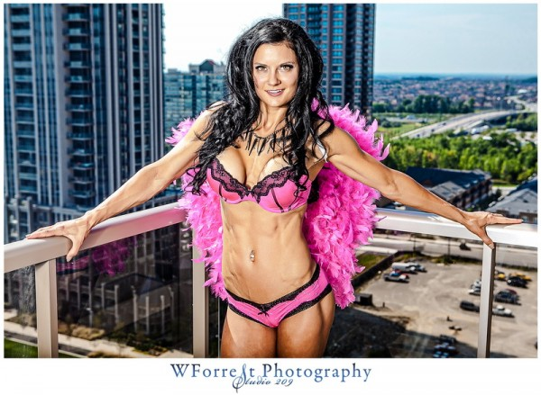 WBFF Fitness Pro Angela Dove Interviews with Directlyfitness.com