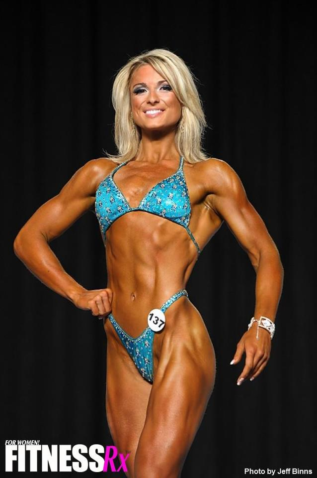 "NPC Competitor Kate ""Smash"" Aseltine Interviews with Directlyfitness.com"