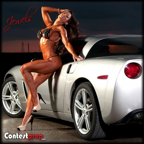 WBFF Fitness Pro Julie Bonnett Interviews with Directlyfitness.com