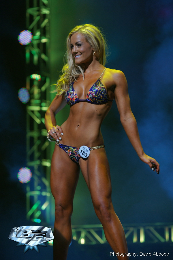 WBFF Bikini Model Andrea Smith Talks to Directlyfitness com