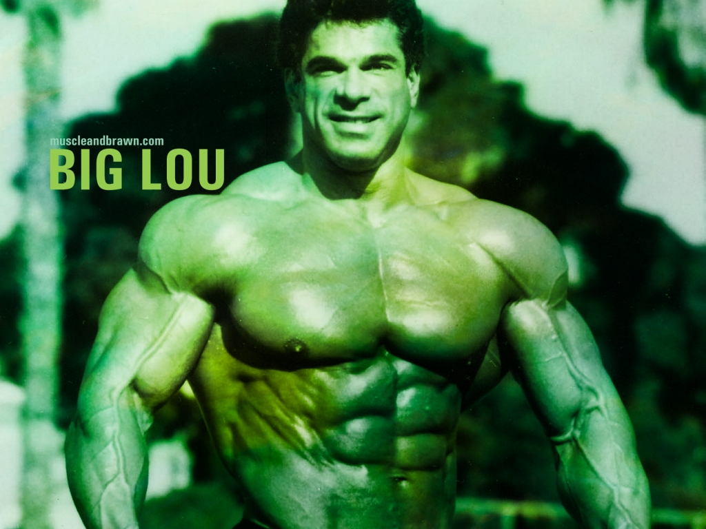 The best of bodybuilder actor and trainer lou ferrigno quotes