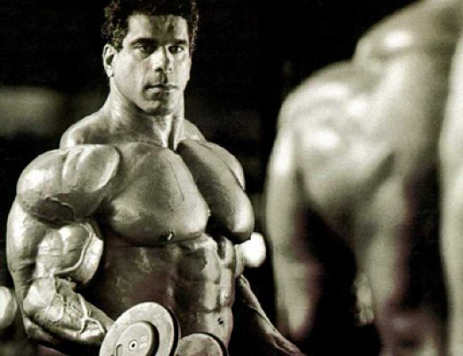 The Hulk Biceps Workout Lou Ferrigno Arm