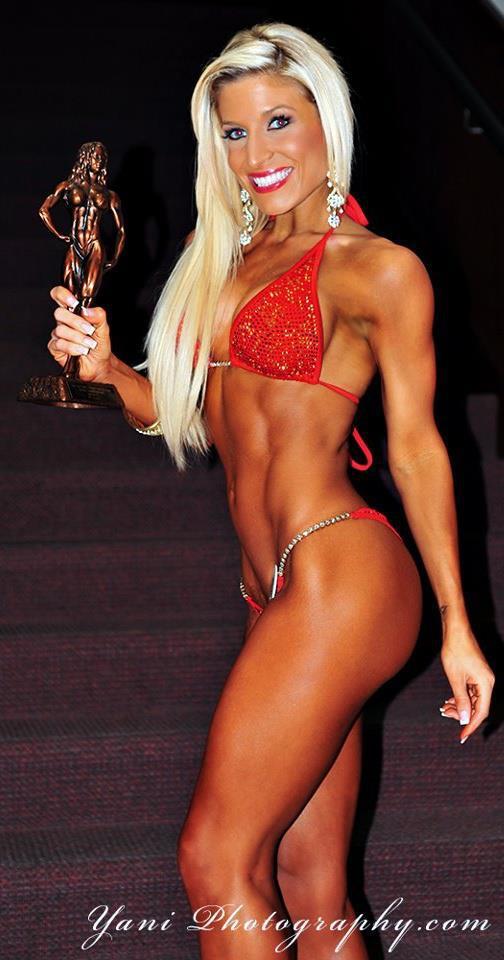 Expert Diets: NPC Competitor Ingrid Romero's Diet to a Bikini Body ...