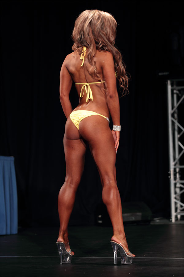 Fitness Model and Trainer Vlatka Dragic